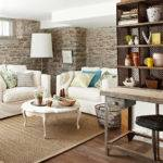Modern Furniture Neutral Living Room Decorating