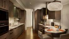 Modern Galley Kitchen Contemporary
