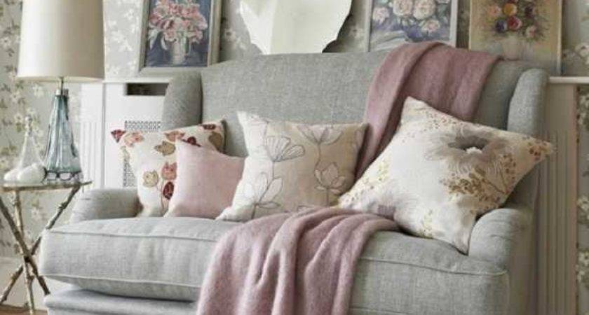 Modern Interior Decorating Ideas Blending Gray Pink