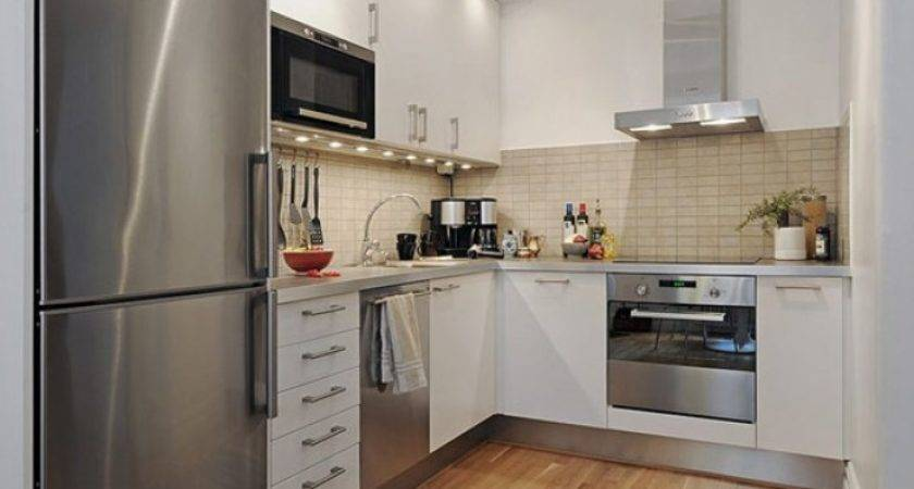 Modern Kitchen Design Ideas Small Spaces