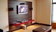 Modern Lcd Wall Unit Desiign Furniture Designs