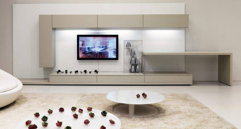 Modern Living Room Stand House