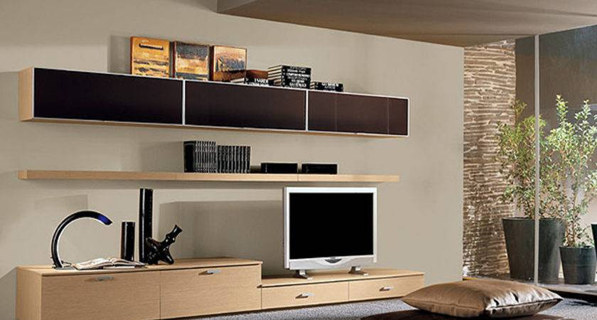 Modern Living Room Wall Unit Newhairstylesformen