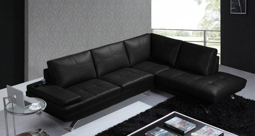 Modern Sectional Leather Sofas Sofa Design