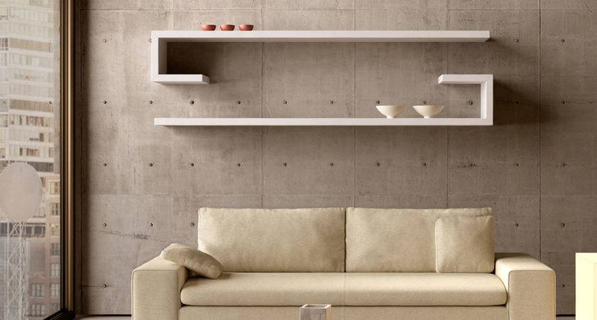 Modern Shelving Home Decor Trends Including Contemporary