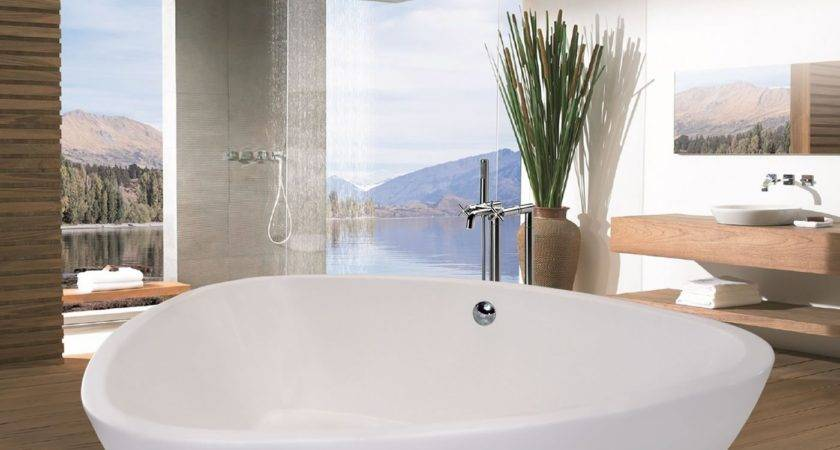 Modern Stand Alone Bathtubs Affordable Bathtub