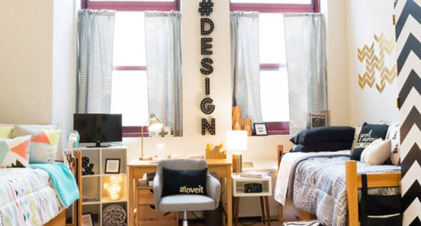 Modern Stylish Ideas Dorm Rooms Home Design