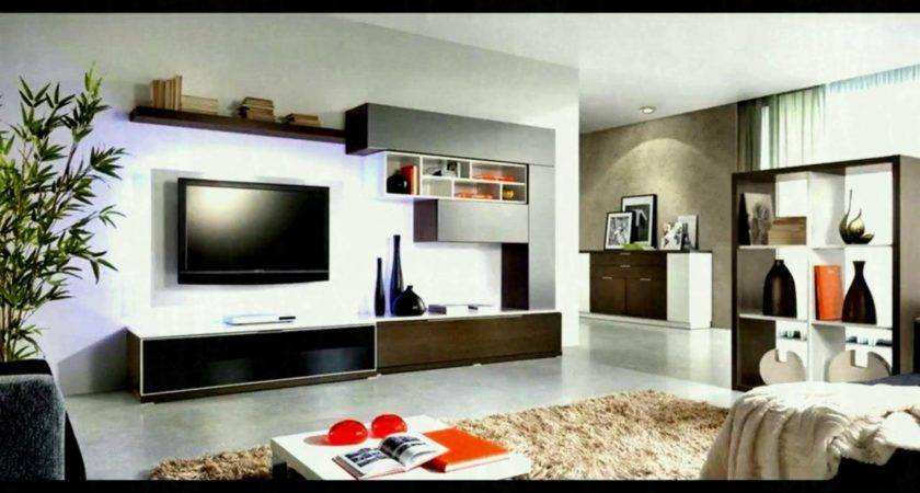 Modern Wall Unit Design Tour Diy Small Living Room