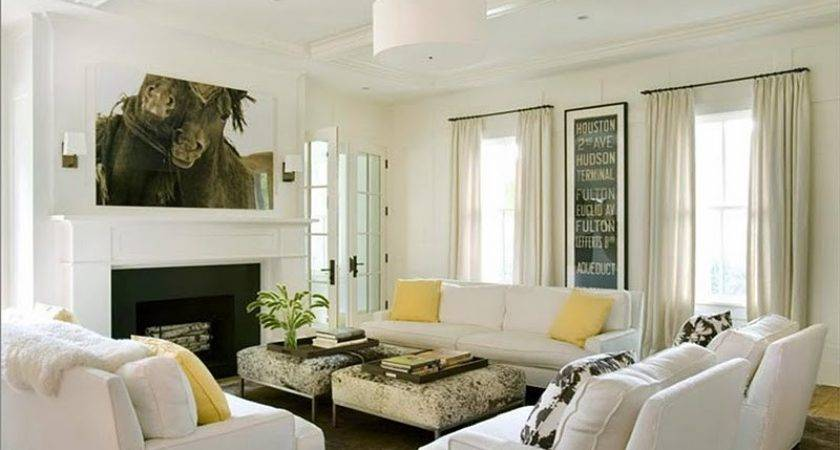 Morrone Interiors Adding Bold Accents Neutral Rooms