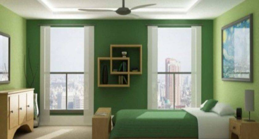 Most Attractive Green Interior Design Ideas All