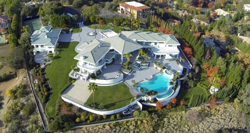 Most Beautiful Hollywood Celebrity Homes
