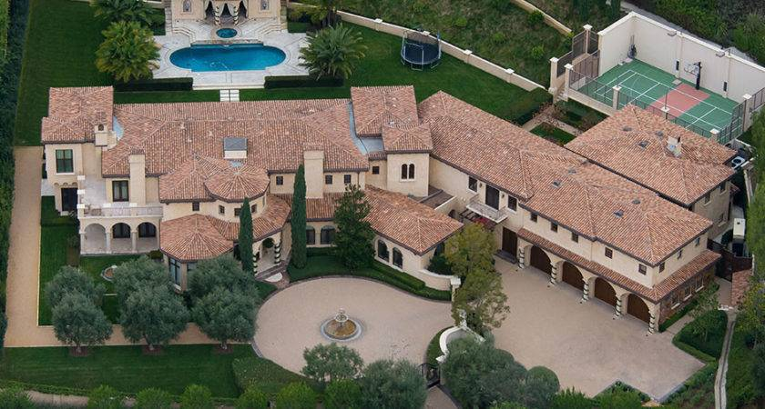 Most Expensive Celebrity Homes Sale