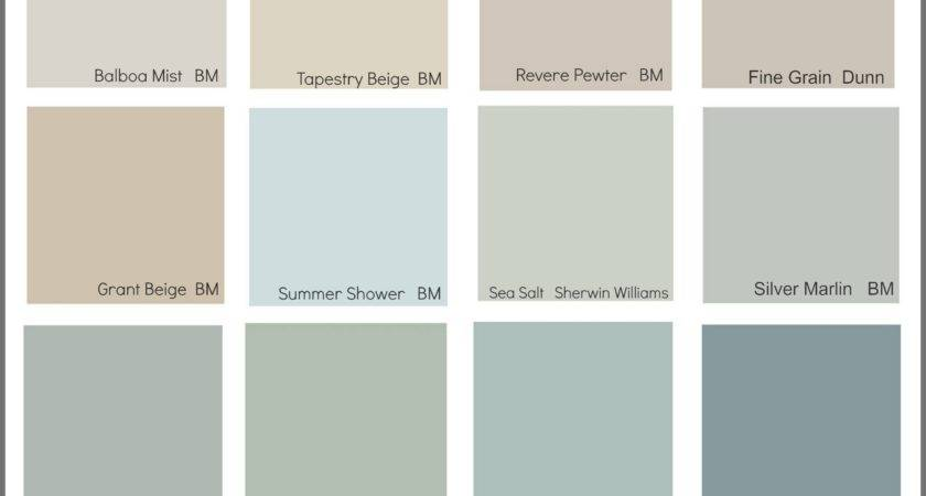 Most Popular Paint Colors Living Rooms