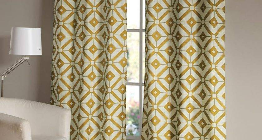 Mustard Yellow Bedding Pillow Covers Curtains Ease