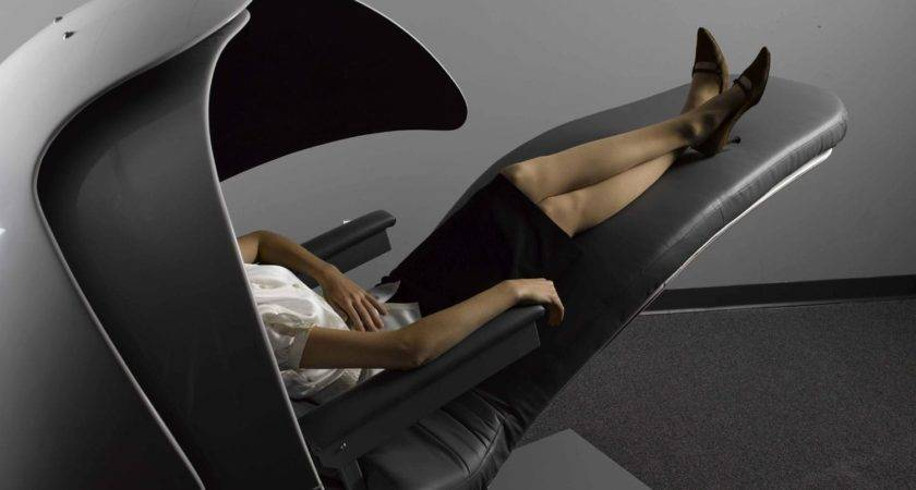 Napping Energypod Cradles Comfort While