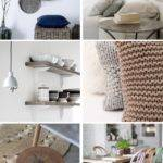 Natural Modern Interiors Decorate Style