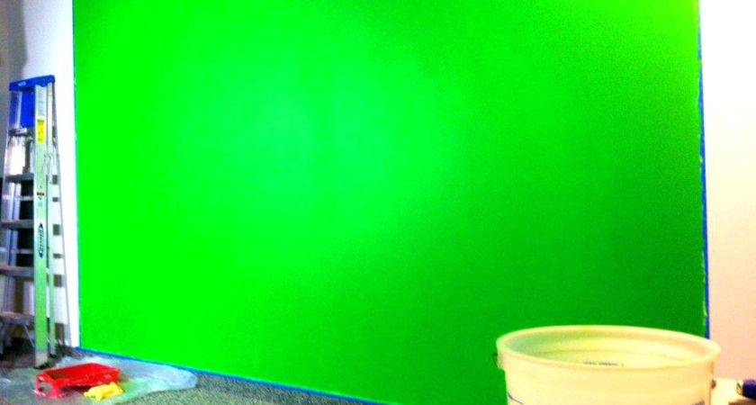 Neon Wall Paint Lime Green Colors Design Bedrooms