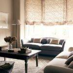 Neutral Calming Living Room Traditional
