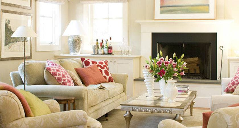 Neutral Living Room Decorating Ideas Bhg Home
