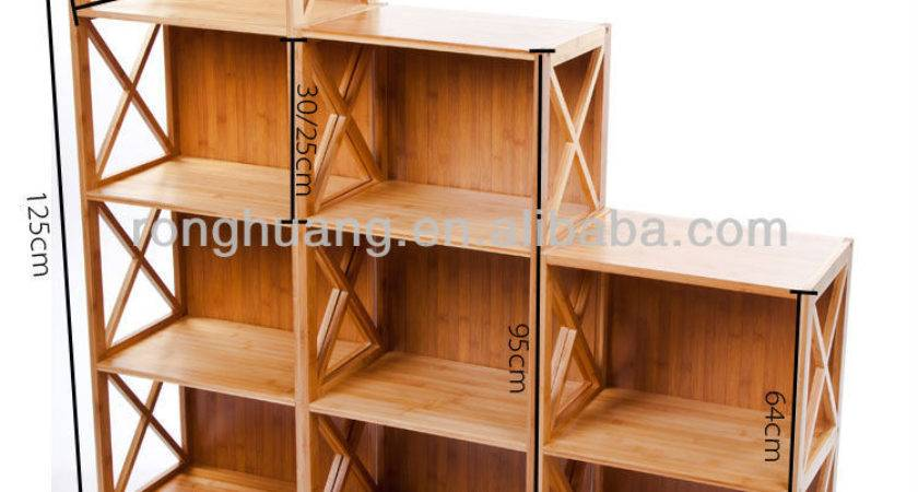 New Design Book Rack Buy Bamboo