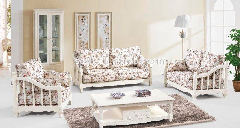 New Disegn Living Room Furniture Country Style Sofa