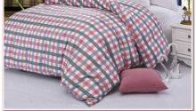 New Pink Paint Good Quality Duvet Cover Queen