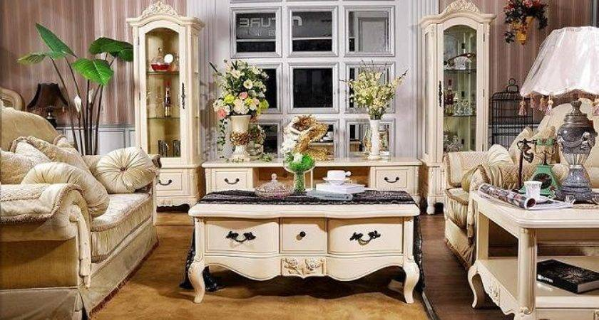 New Trend Home Interior Country Style Dining Room Furniture