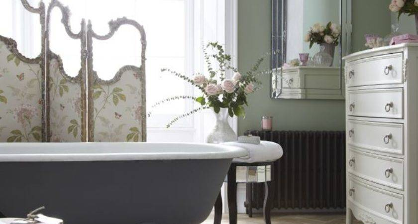 New Vintage Bathroom Gillian Broome