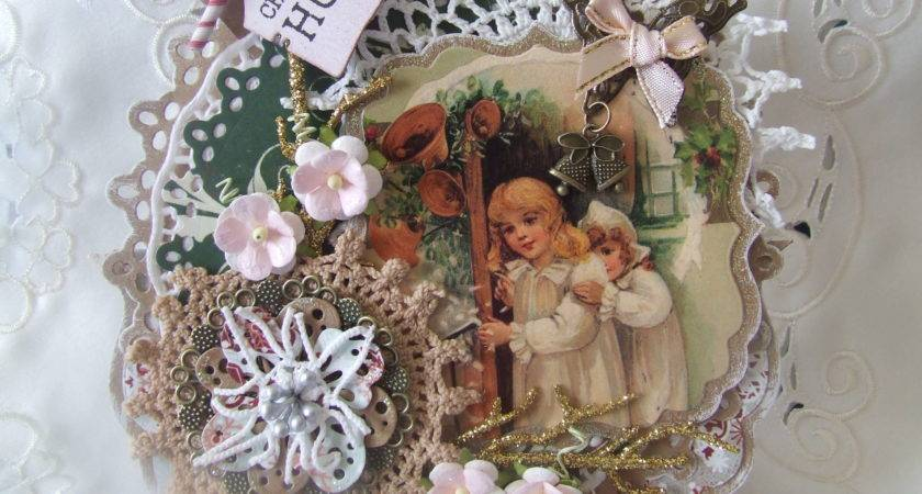 New Vintage Christmas Cards Julie Gleesons Crafts