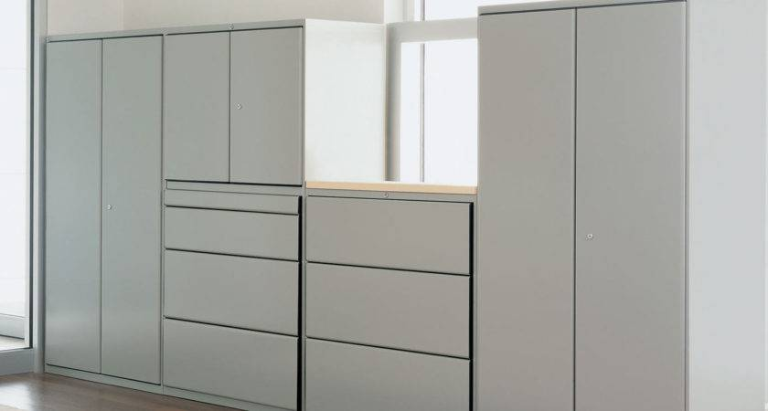 Office Storage Cabinets Used Library Card