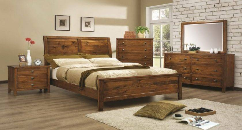 Old Fashioned Bedroom Sets Oak Contemporary