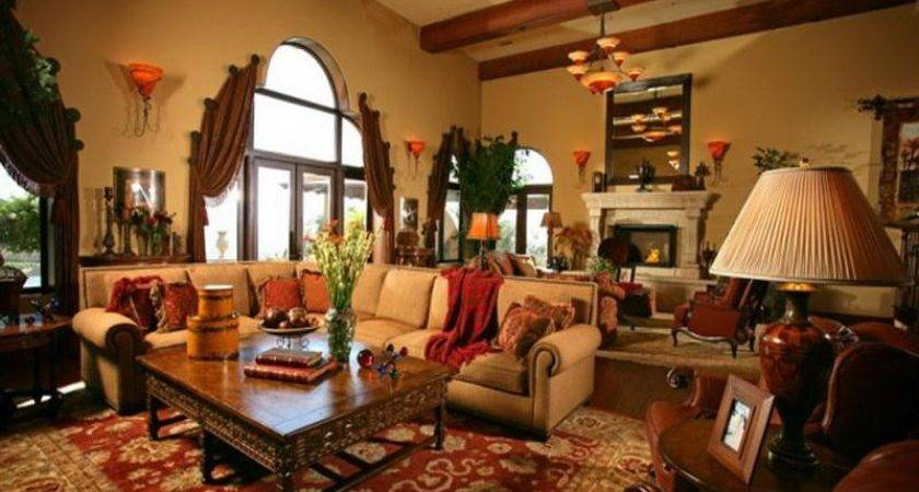Old World Home Decorating Ideas Design Decor