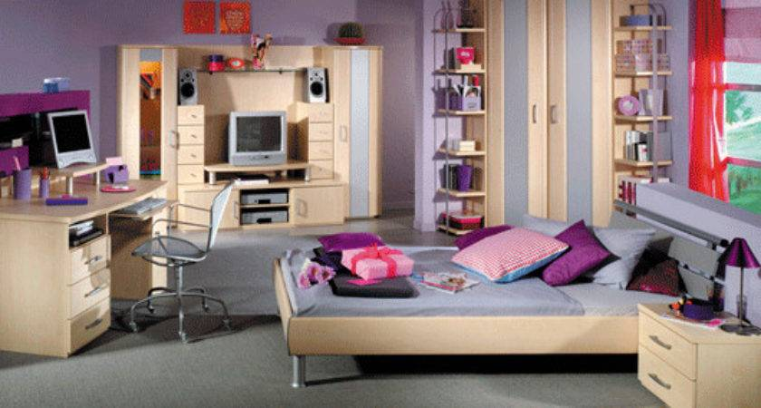 Older Kids Teenage Room Decor Ideas
