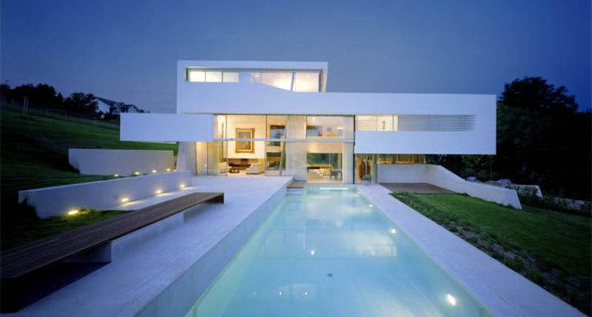 Only Modern Luxury Mansions