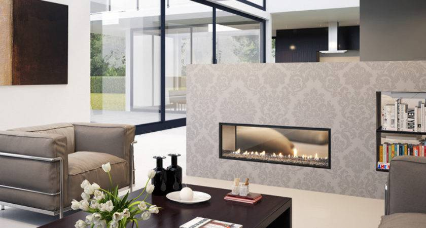 Open Fireplace Designs Warm Your Home