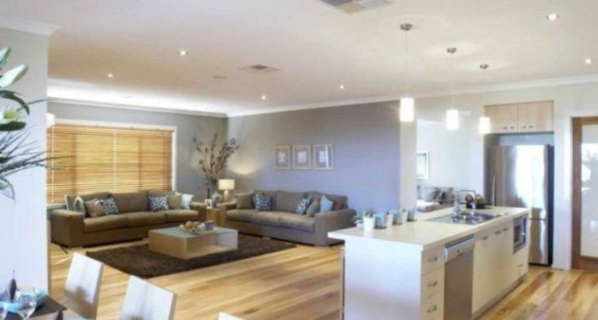 Open Plan Kitchen Living Room Daily Magazine