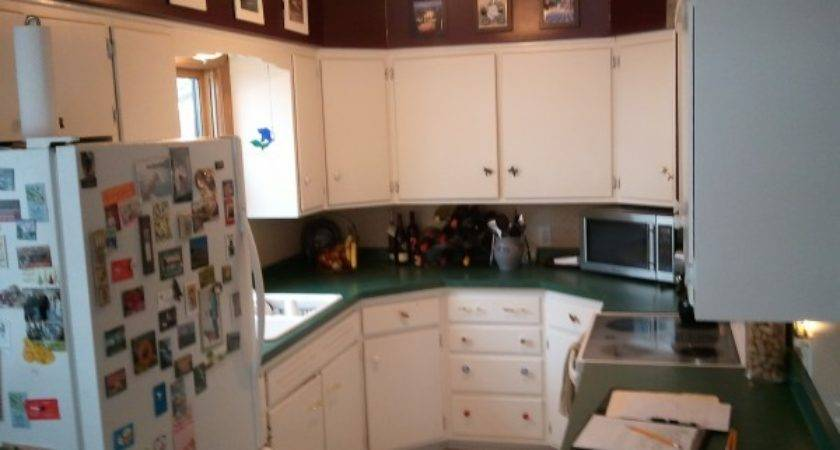 Opening Small Kitchen Madison Better Home