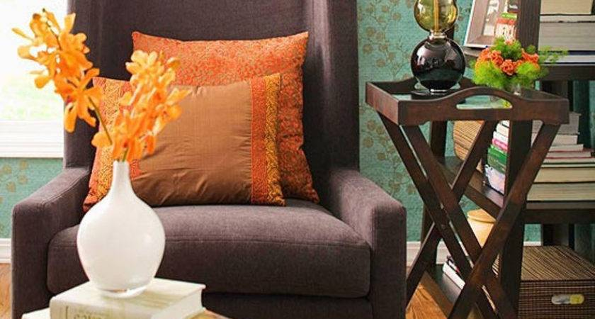 Orange Home Accessories Every Room House