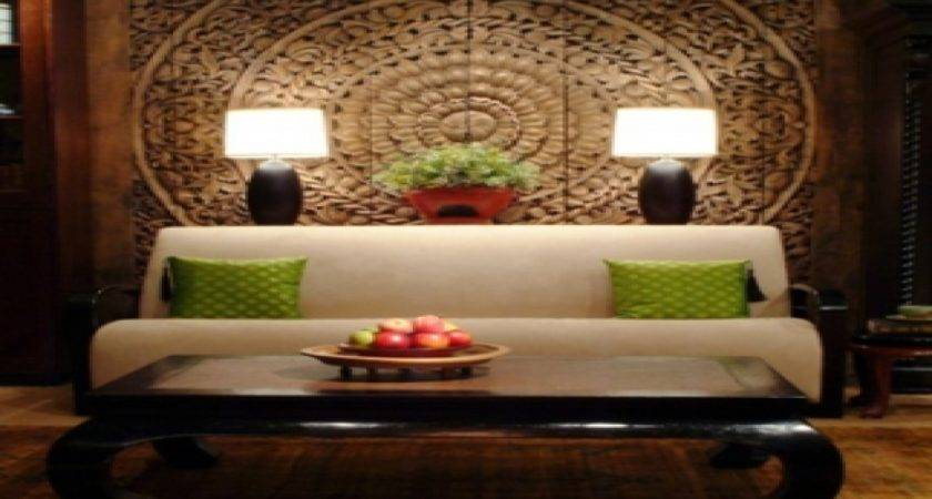 Oriental Inspired Furniture Asian Style Living Room Decor