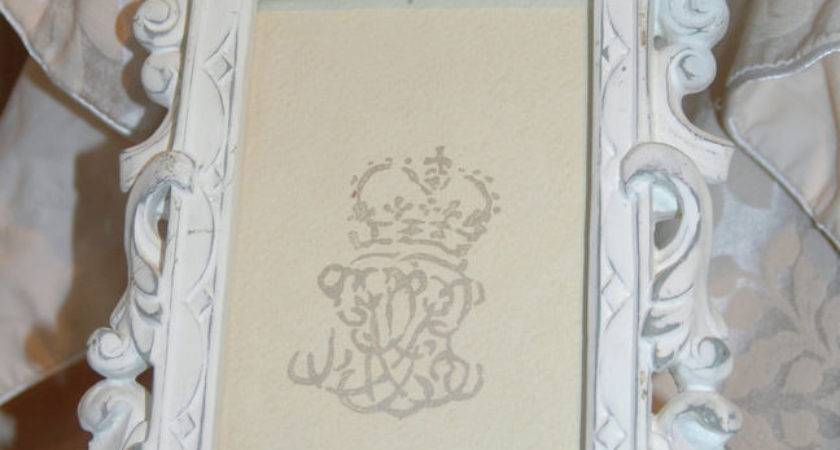 Ornate Victorian Shabby Chic Carved Style Frame