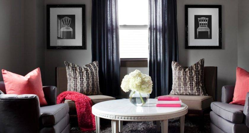 Our Favorite Color Infused Living Rooms Room
