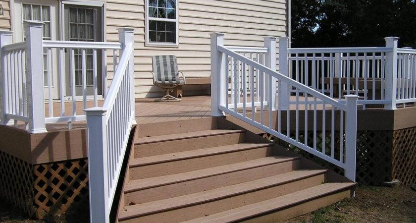 Outdoor Stair Handrail Ideas Select Best