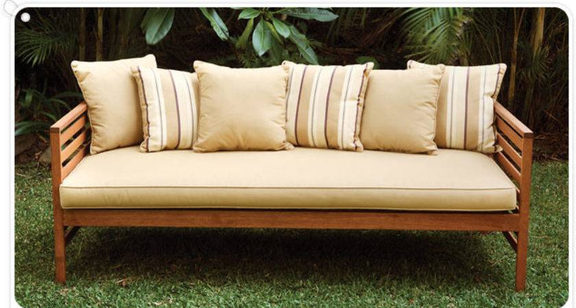 Paid More Than Diy Outdoor Daybed Soon Come