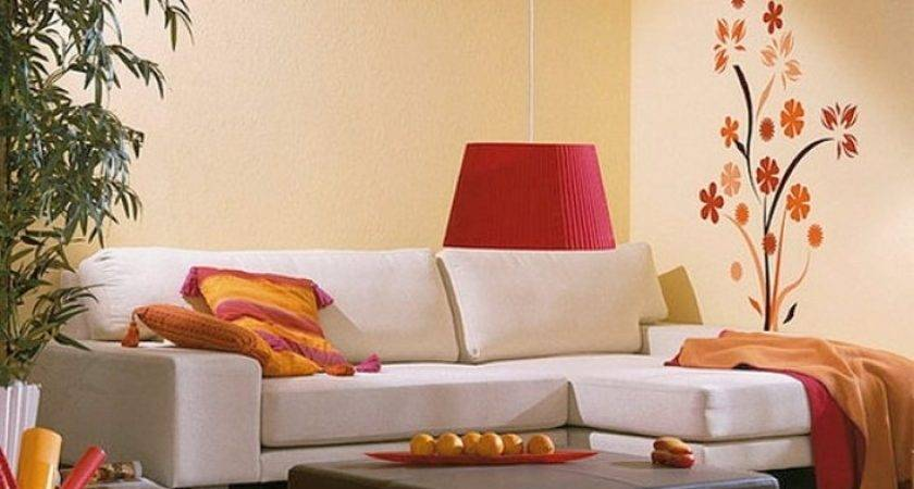Paint Color Ideas Small Living Room Lovely Red