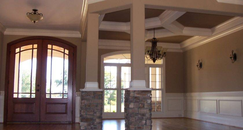 Paint Color Schemes House Interior Ward Log Homes