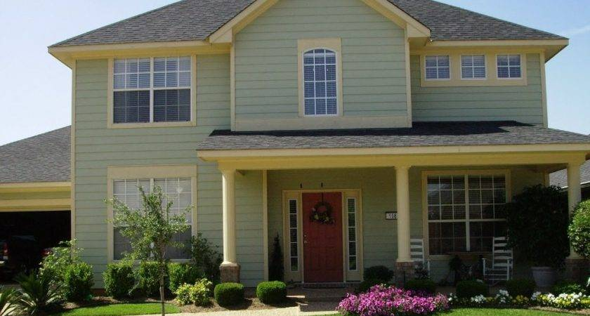 Paint Combinations Exterior House
