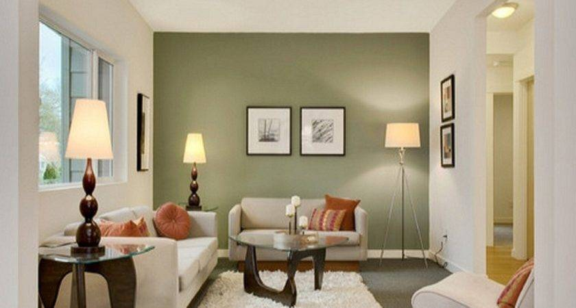 Paint Ideas Living Room Accent Wall Beige