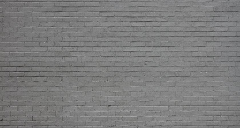 Painted Gray Brick Wall Texture Set Textures