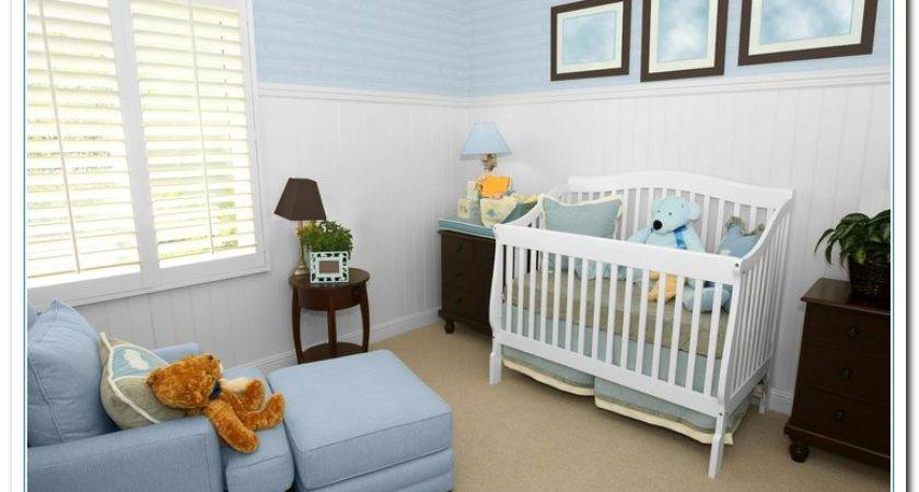 Painting Color Combination Baby Bedroom Home