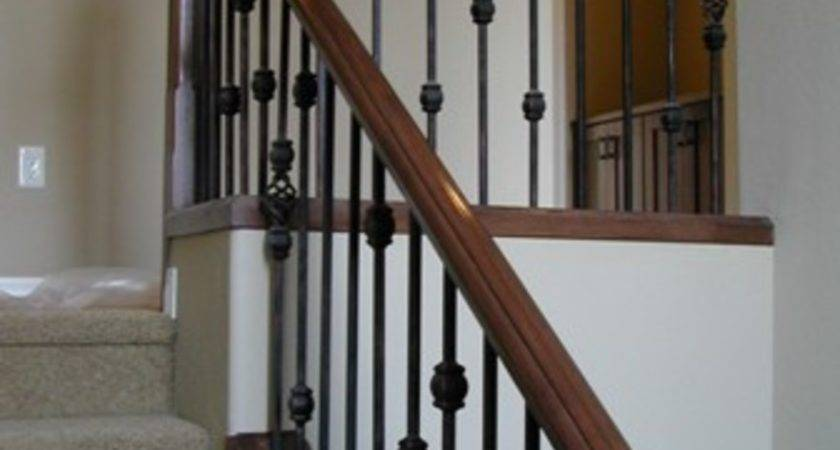 Painting Ideas Wrought Iron Stair Railing John